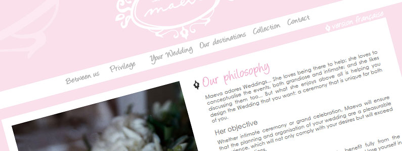 Maeva - Wedding Design