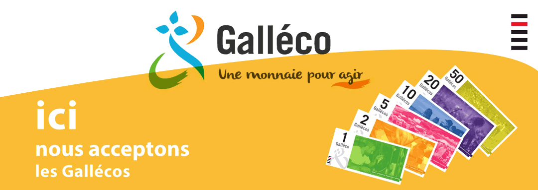 Votre site internet payable en Gallécos !