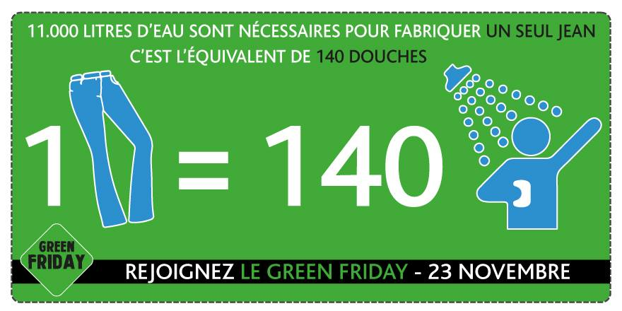 Green Friday - Journée anti Black Friday